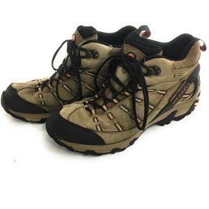 Merrell Vibrum Mens Waterproof Hiking Boots, 12
